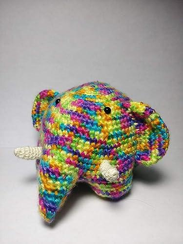 Soft bunny amigurumi plush pattern   Amiguroom Toys   500x375
