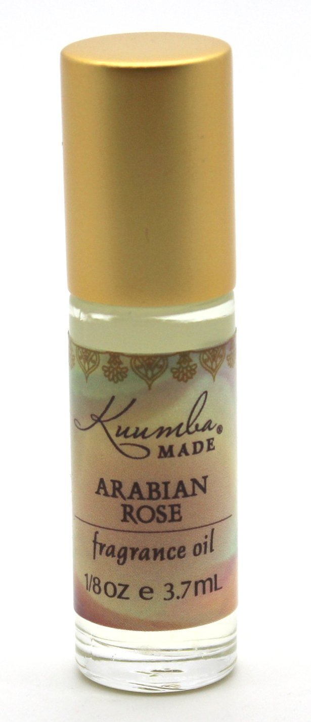 Amazon.com : KUUMBA MADE ARABIAN ROSE : Personal Essential Oils : Beauty