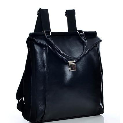 3a0434e52b4a 【ユニセックス 男女兼用】 メンズ レディース 上品 大容量 リュック サック ハンド バッグ 鞄