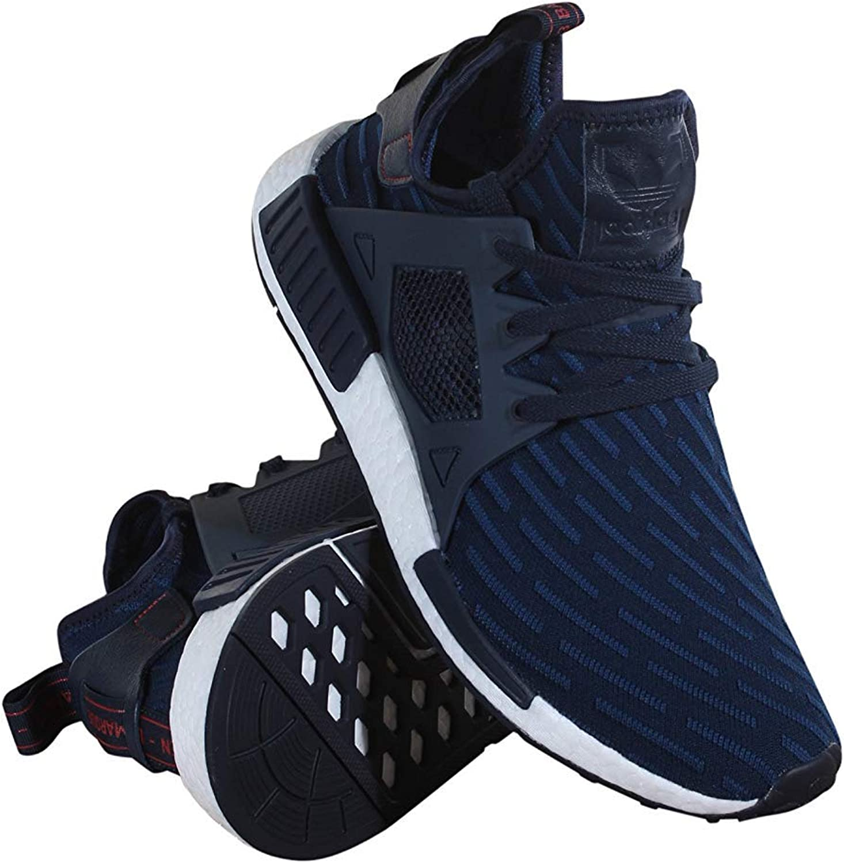 adidas Originals Men's NMD Xr1 Pk Primeknit Trainers Cyan