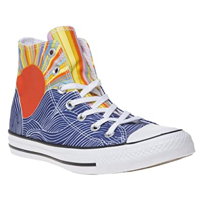 10850d5be3e6 Converse Chuck Taylor All Star X Mara Hoffman Trainers Multi 5 UK   Amazon.co.uk  Shoes   Bags