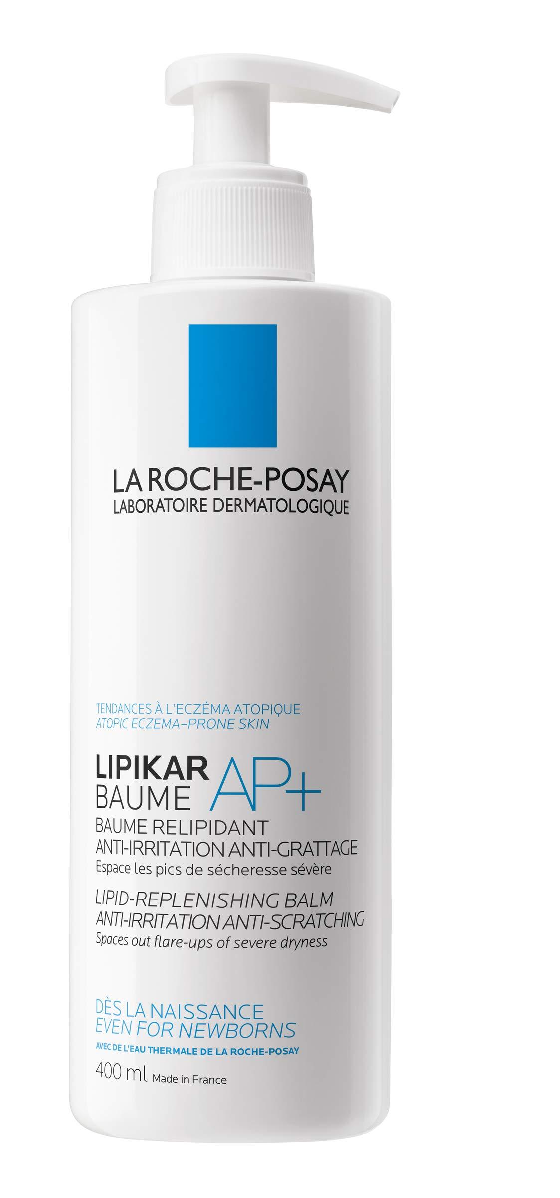 La Roche-Posay Lipikar Balm AP+ Intense Repair Body Cream, 13.52 Fl. Oz. by La Roche-Posay