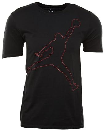 603c2d4ab6545e Jordan Jumpman Flight T-shirt Mens Style  835187-010 Size  S  Amazon.ca   Books