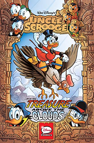 Uncle Scrooge: Treasure Above The Clouds for sale  Delivered anywhere in Canada