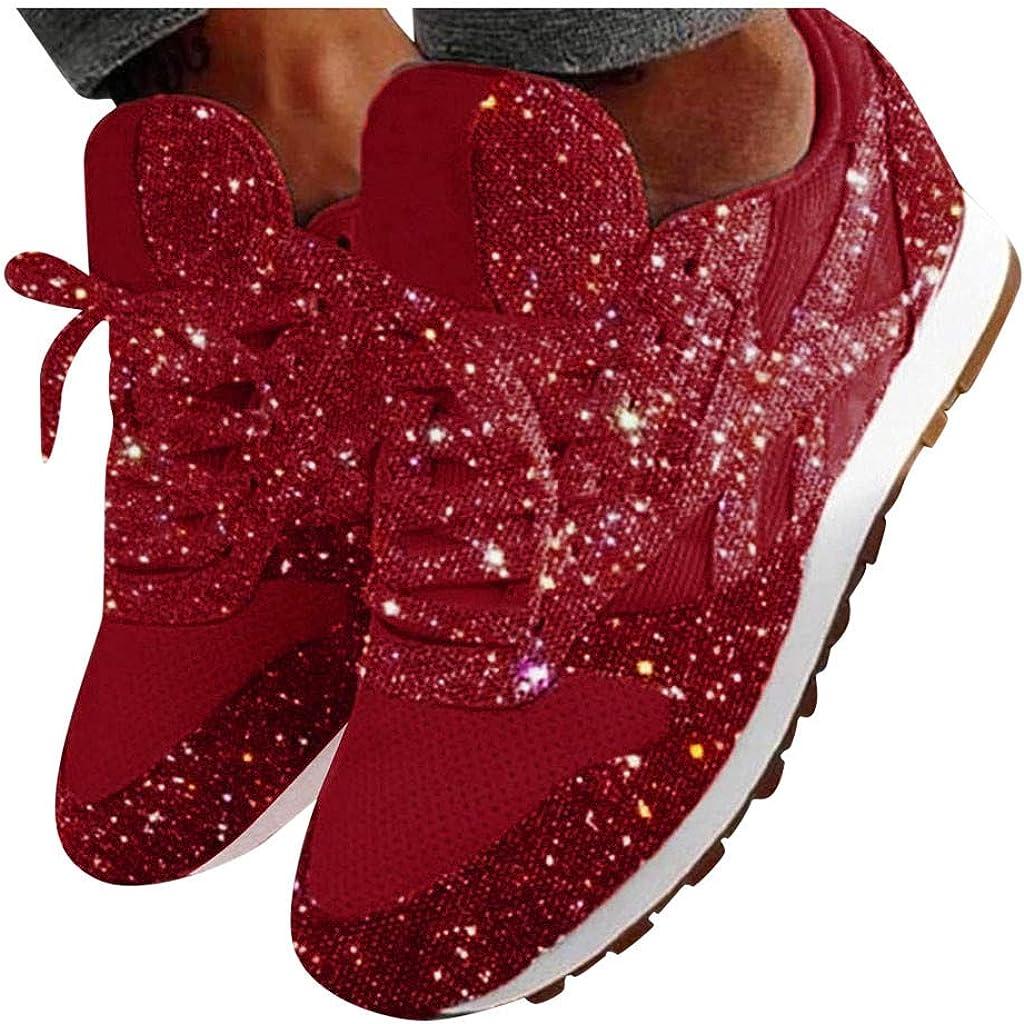 Womens Black Glitter Textile Graffiti Platform Lace Up Canvas Shoes *Sale Price*