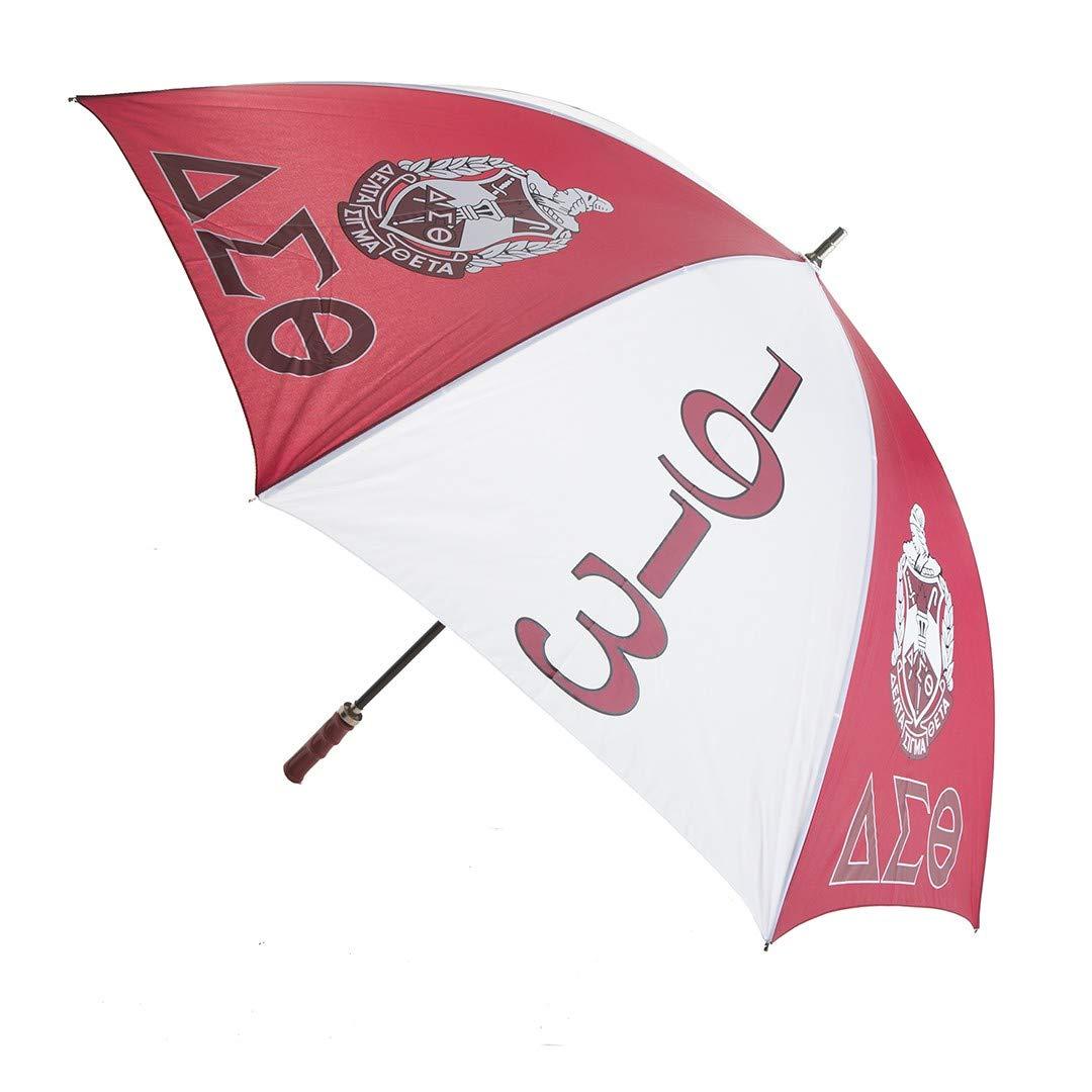 Delta Sigma Theta 60'' Sorority Jumbo Umbrella by Delta Sigma Theta