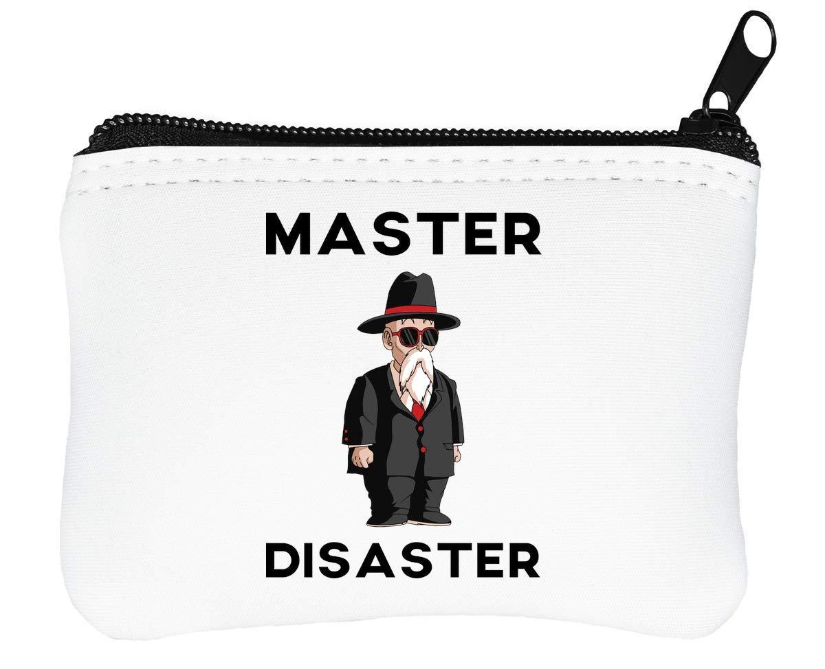 Dragon Ball Z Master Roshi Disaster Billetera con Cremallera ...