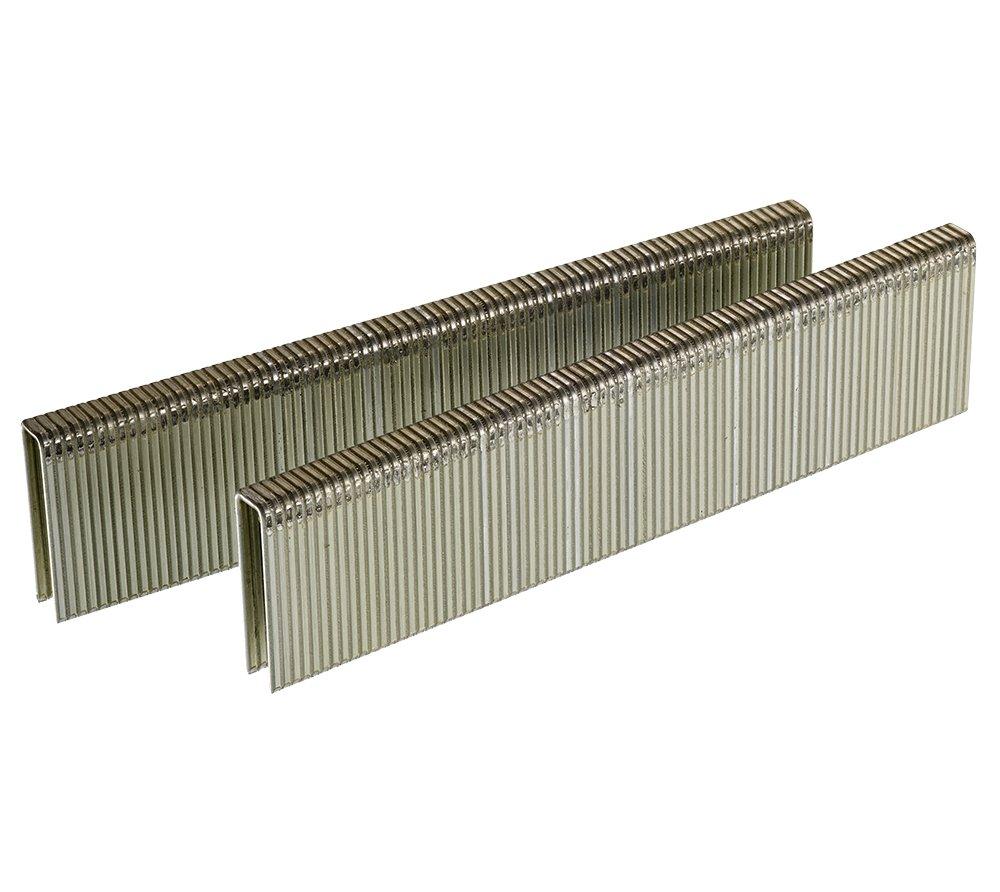 Senco L12BAB 18 Gauge by 1/4-inch Crown by 7/8-inch Leg Electro Galvanized Staples (5, 000 per box) 1367