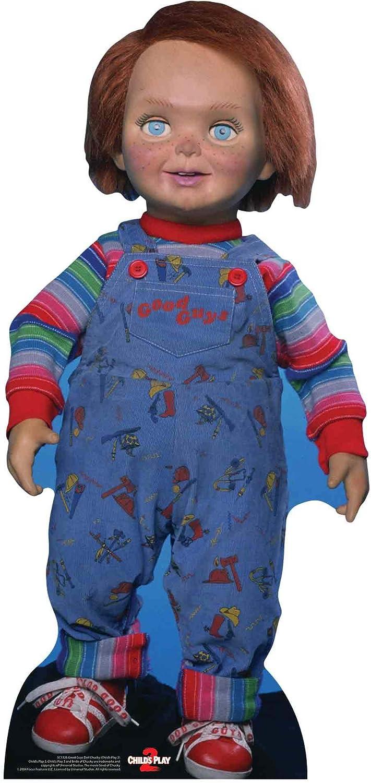 Star Cutouts SC1326 Muñeca de los chicos buenos ChuckyChilds Play ...