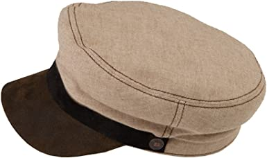 Dasmarca Spitfire Brando Summer Linen Army Cap