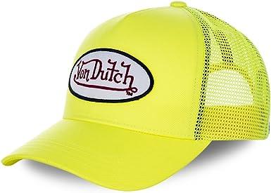 Von Dutch Gorra de béisbol Trucker Classico para Hombre (Amarillo ...