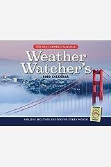 The 2020 Old Farmer's Almanac Weather Watcher's Calendar Calendar