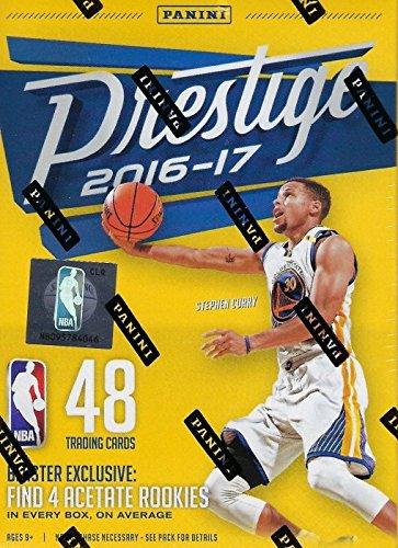 2016-17 Prestige NBA Basketball Blaster Box (Box Blaster Basketball)