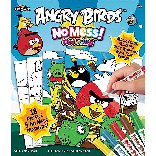 Cra Z Art Angry Birds Medium 38224