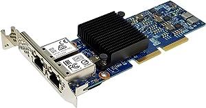 Lenovo Intel X540 ML2 Dual Port 10GbaseT Adapter for Lenovo System x