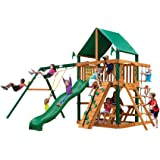 Swing Set with Timber Shield