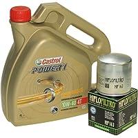 Cambio de aceite Set 4litros Castrol SAE 10W