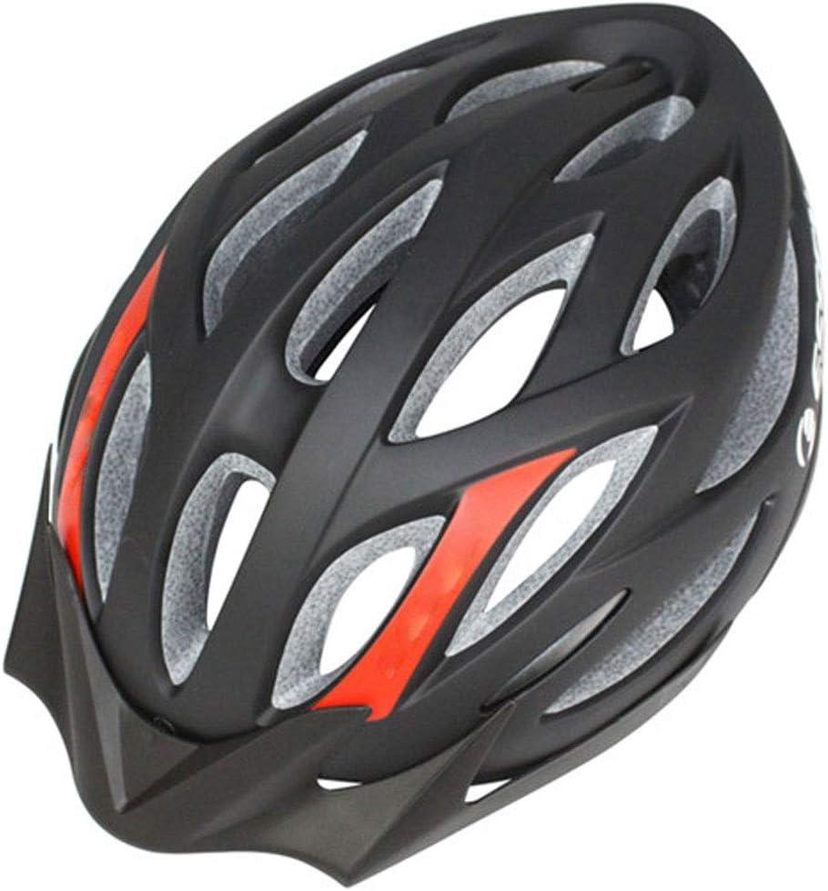 Trek - Casco Plegable para Bicicleta, Casco para Bicicleta de Carretera, Visera Desmontable, Ajustable, Equipo de Seguridad Deportivo, Color Negro Mate: Amazon.es: Hogar