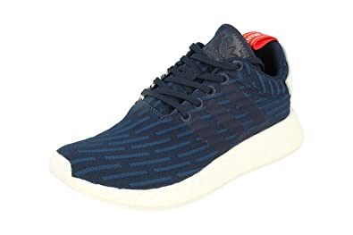 Pk Baskets r2 Adidas Marine Homme Bleu Originals Nmd rdWBoCex