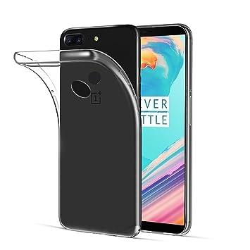 Funda OnePlus 5T, Beyeah Funda Carcasa Gel Transparente para ...