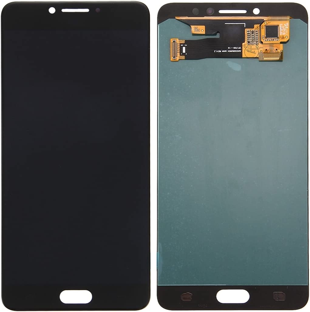 Size : Sas2266wl Ctghgyiki Touch Screen Panel, iPartsBuy for Samsung Galaxy C7 Pro//C7010 LCD Screen Touch Screen Digitizer Assembly Replacement