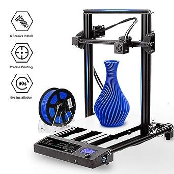 SUNLU 3D Printer with Printing Accessories,Resume Print ...