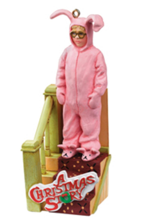 Amazon.com: Carlton Heirloom A Christmas Story Ralphie In Bunny ...