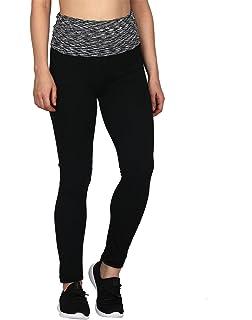 24d49ebad3498 HDE Women's Maternity Yoga Pants Pregnancy Stretch Fold Over Lounge Leggings