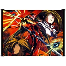 Teknoman Anime Fabric Wall Scroll Poster (37x32) Inches.[WP]-Teknoman-21(L)