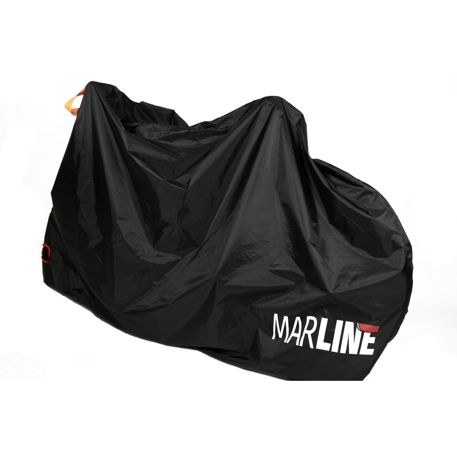 MarLine Bike Cover Outdoor Waterproof Bicycle Cover Dust Snow Proof with Lock Hole and Reflective Straps by Marline (Image #3)