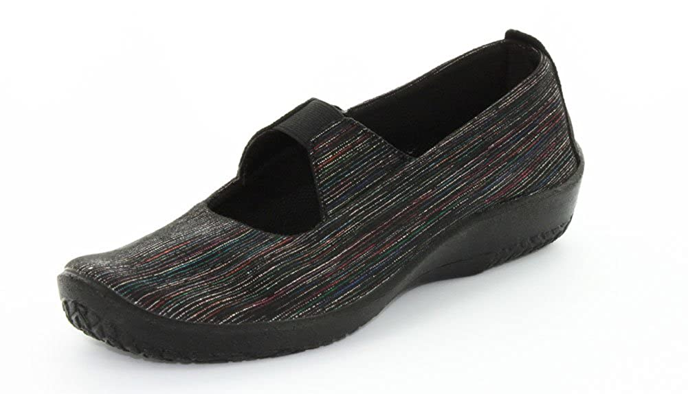 Noir Arcopedico arcope Dico, Chaussures Basses Femme Mary Jane