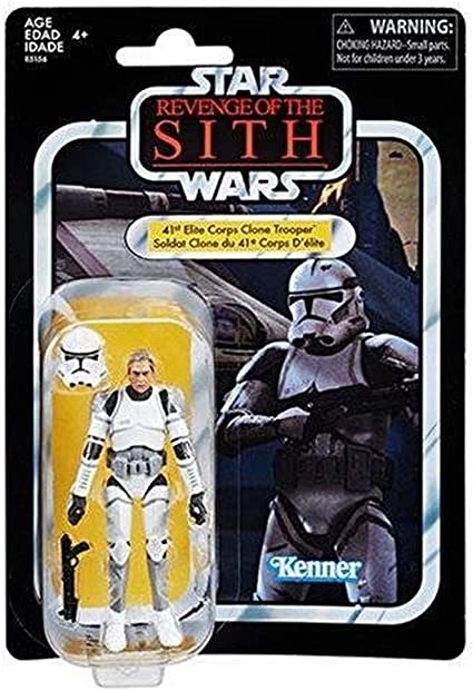 NEW STAR WARS VINTAGE COLLECTION