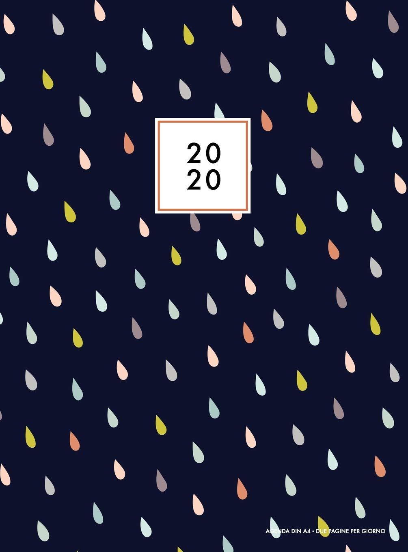 Agenda 2020 due pagine per giorno: Agenda 2020 giornaliera ...