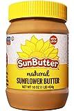 SunButter Natural Sunflower Seed Spread 1 16 oz Plastic Jar
