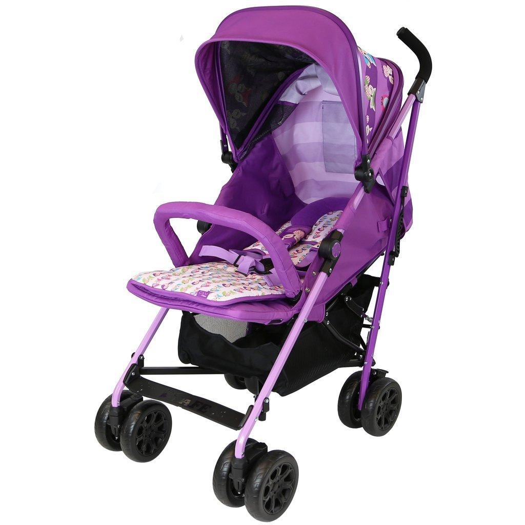 iSafe Optimum Stroller Foxy Design Parent Console