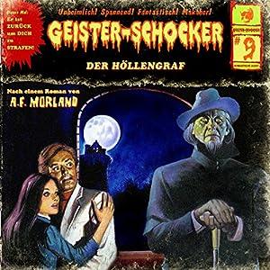 Der Höllengraf (Geister-Schocker 9) Hörspiel