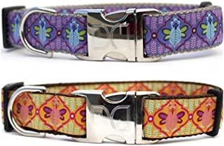 product image for Diva-Dog 'Queen Bee' Custom Engraved Dog Collar