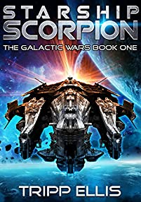 Starship Scorpion by Tripp Ellis ebook deal