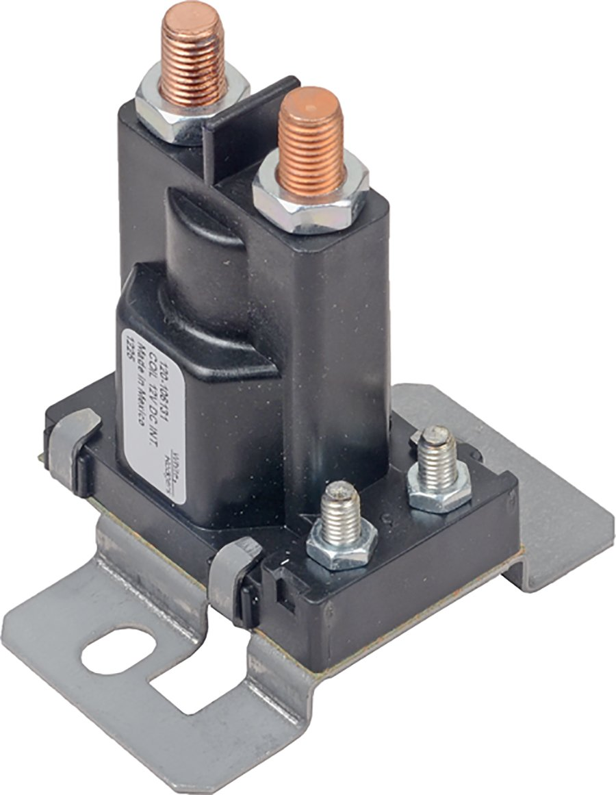 New DB Electrical 120-106131S1 12V White Rodgers Solenoid for Universal 56134K, 56134, 5794