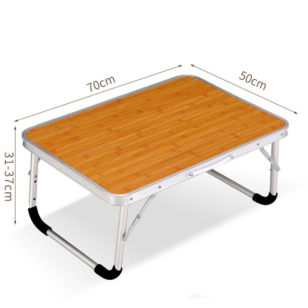 PENGFEI Lapdesks Supports D'ordinateurs Portables Bureau Debout Portable Multifonction Pliable Table Paresseuse