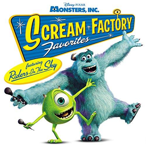 Monsters, Inc. Scream Factory ...