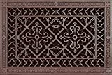 old style vent cover - Decorative Grille, Vent Cover, or Return Register. Made of Urethane Resin to fit over a 10