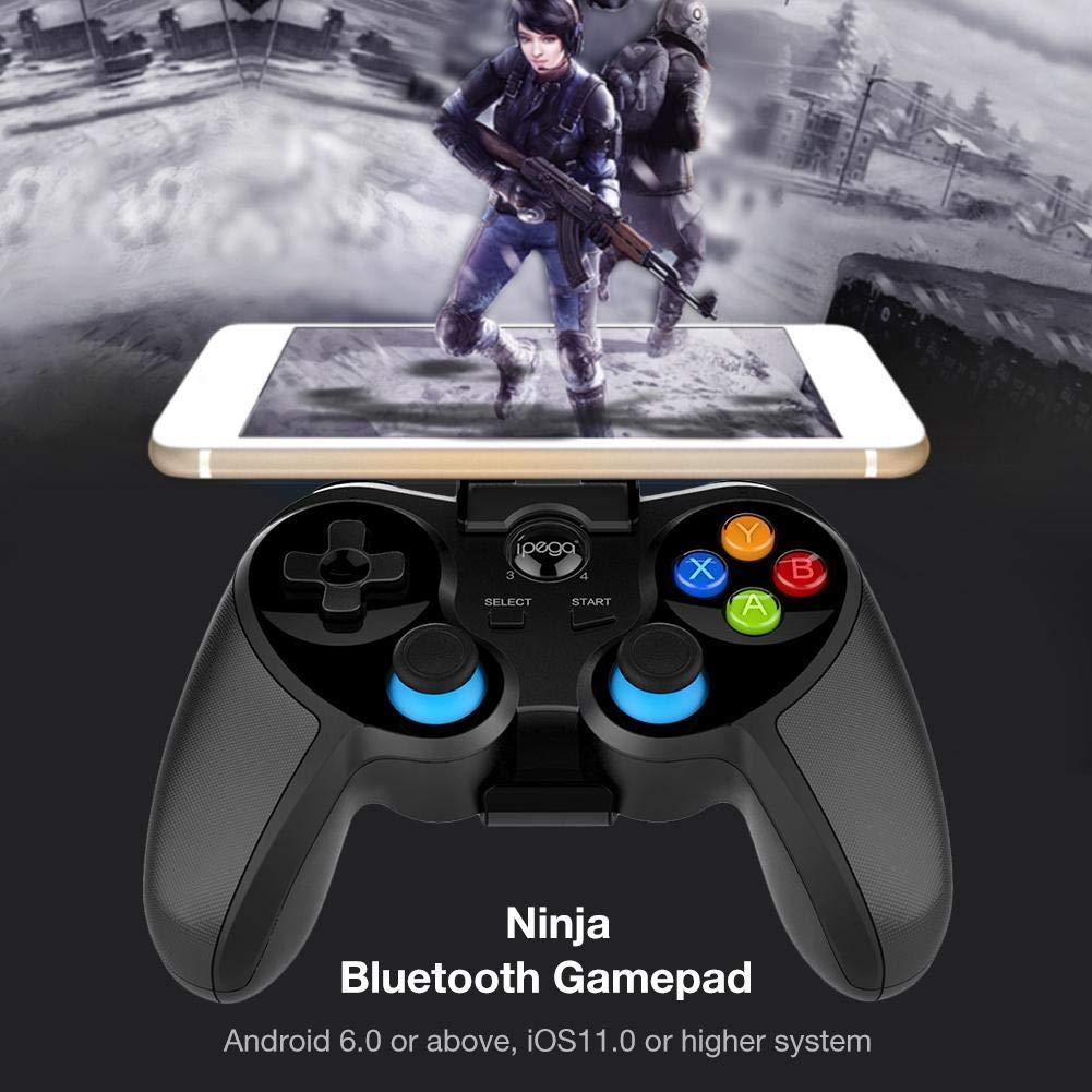 Sensecrol PG-9157 El Controlador de Juegos inalámbrico Ninja ...