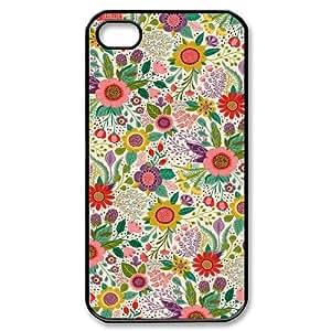Prints iPhone 4/4s Case Black Yearinspace986273 Kimberly Kurzendoerfer
