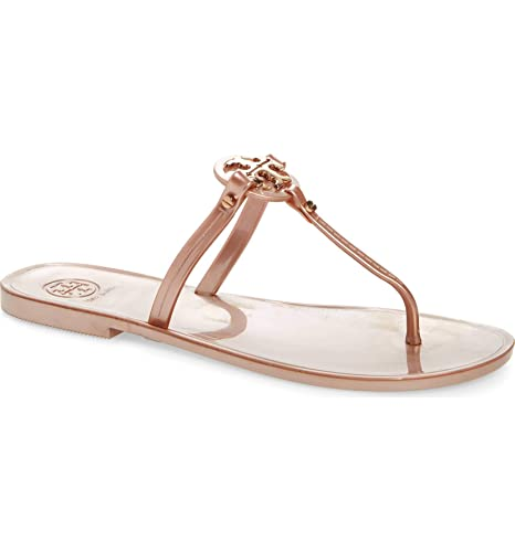 56dcade3c Tory Burch Mini Miller Jelly Thong Sandals (7