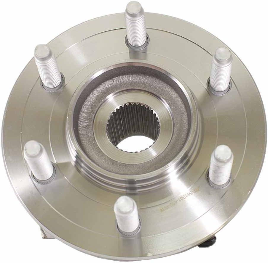 HU541001 x2 Brand New Rear Set Wheel Bearing Hub Assembly