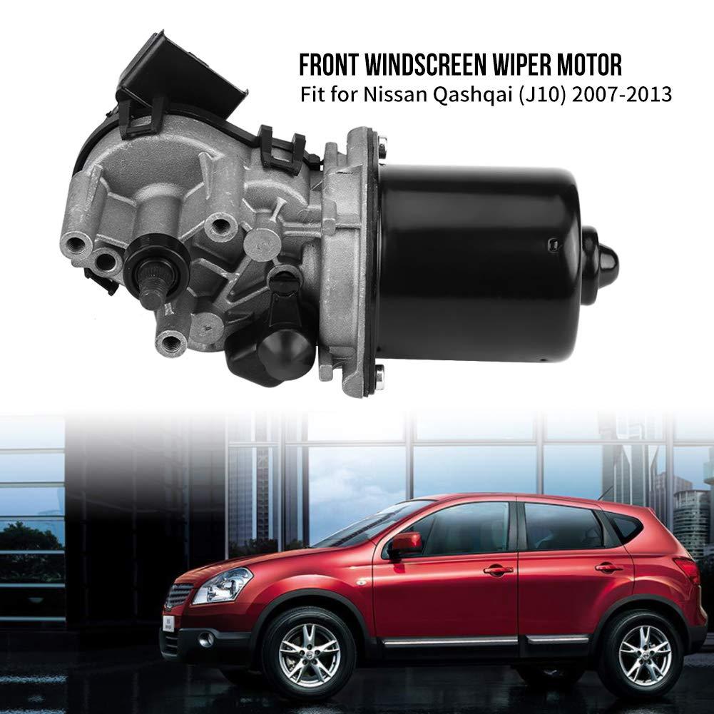 2007-2013 28800-JD000 J10 Fydun Scheibenwischermotor Frontwischer Auto Schnellreinigung Auto Kunststoff Eisen Scheibenwischermotor f/ür