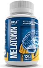 ❶ Pharmaceutical Grade Melatonin by Just Potent :: 10mg Tablets :: Better Sleep :: Brain Health :: 120 Count :: Fast Acting and Non-Habit Forming Sleep Aid!