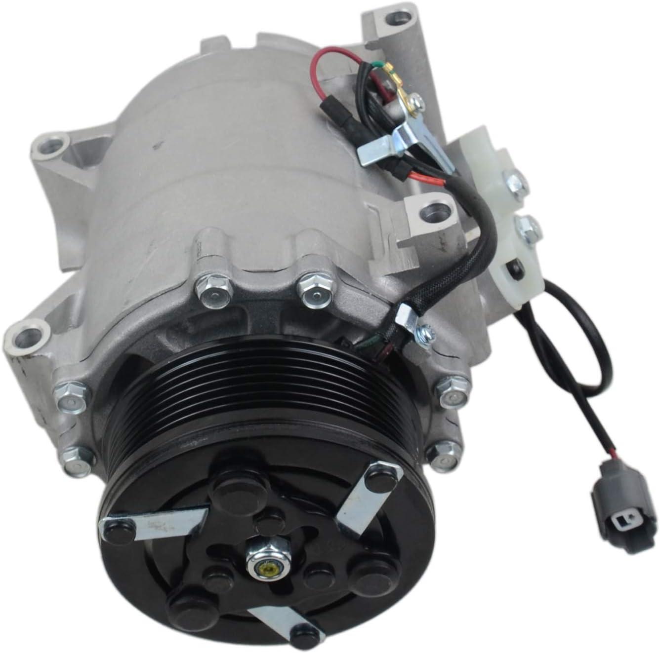 A//C Compressor with Clutch 38810-PNB-006 for 2002-2006 Honda CRV CR-V 2.4L 38810PNB006