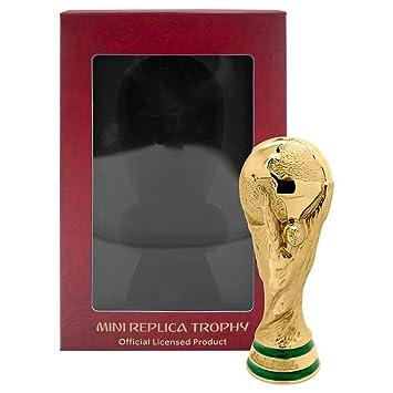 Pokalreplika auf Podest FIFA WM 2018